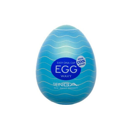 Мастурбатор Tenga Egg Cool