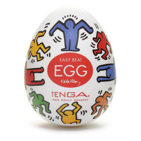 Мастурбатор Tenga Egg Dance KH